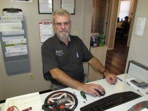 Harold Kilhefner, Service