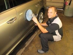 Joe Brower, Auto Detailing Specialist