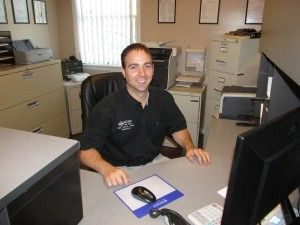 Ryan Huber, Owner, General Manager, Auto Rentals