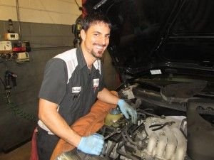 Sheldon Huber, Owner, Europen Car Technician