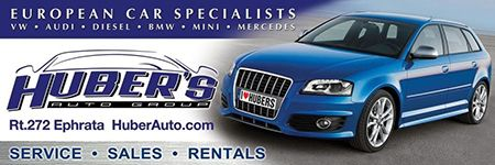 Huber Auto Group banner