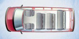8 - 12 Passenger Vans