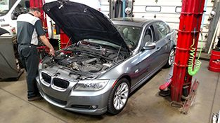 BMW Car Maintenance