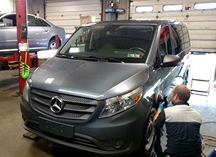 Mercedes Benz Detailing