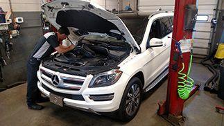 Huber's Auto Group - Expert Mercedes-Benz Repair & Service