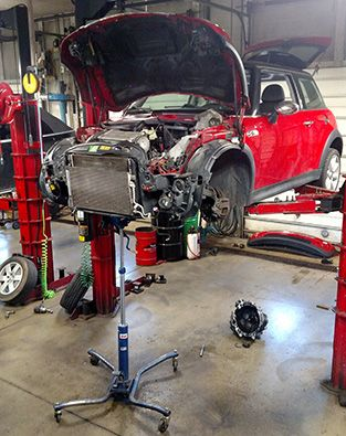 Huber 39 S Auto Group Expert Mini Services Repair